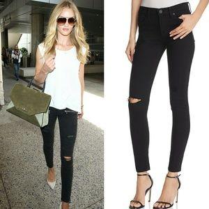 🎀NWT🎀 Hudson Nico Mid Rise Super Skinny Jeans